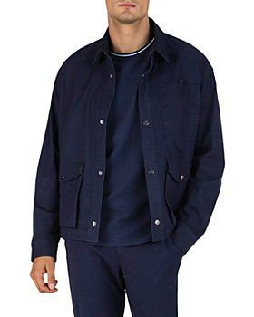 ATM Anthony Thomas Melillo - Regular Fit Stretch Utility Jacket