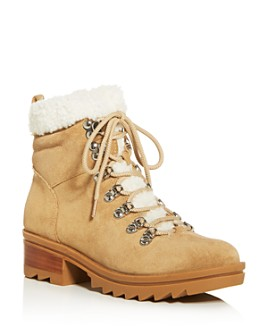 Marc Fisher LTD. - Women's Brylee Shearling Cold-Weather Booties