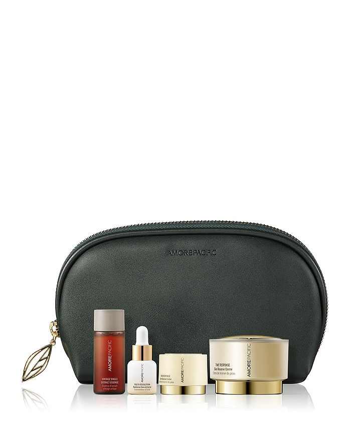AMOREPACIFIC - Green Tea Travel Set: Anti-Aging Icons