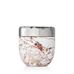 S'well Calacatta Gold Eats Food Container, 14 oz.