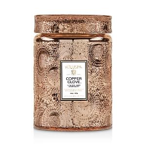 Voluspa Copper Clove Large Jar Candle, 16 oz.