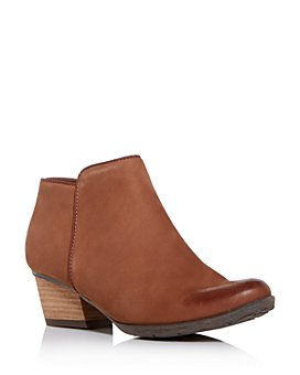 Blondo - Women's Villa Waterproof Mid-Heel Booties