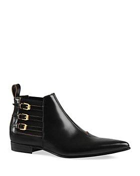Gucci - Men's Quebec Chelsea Boots