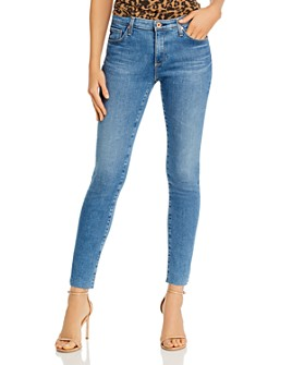 AG - Ankle Legging Jeans in Precision