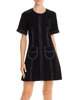 Cinq à Sept - Caroline Zippered Sheath Dress