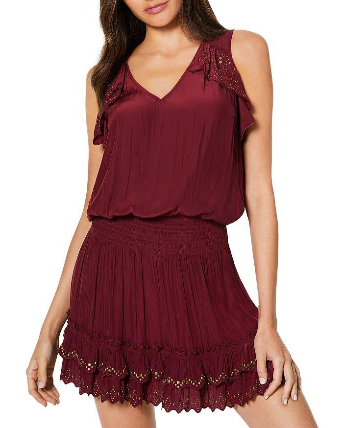 Ramy Brook - Amelda Studded Blouson Dress