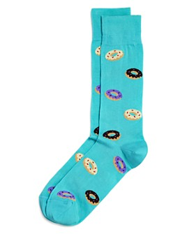 The Men's Store at Bloomingdale's - Donut Socks - 100% Exclusive