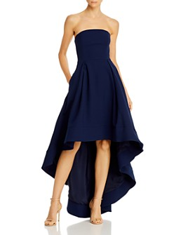C/MEO Collective - Entice Strapless Gown