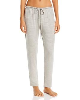 Eberjey - Sadie Stripes Drawstring Pants