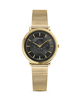 Versace - V-Circle Medusa Watch, 38mm