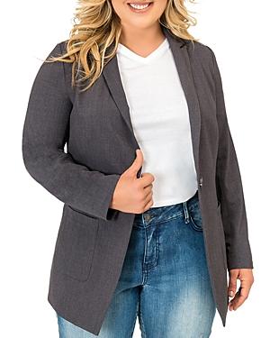 standards & practices Single-Button Blazer