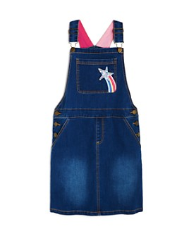 Joules -  Girls' Shooting Star Overall Dress - Little Kid, Big Kid