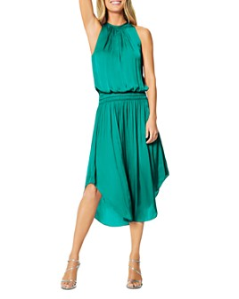 Ramy Brook - Audrey Sleeveless Blouson Dress