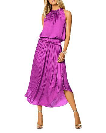 Ramy Brook - Myrtle Blouson Midi Dress