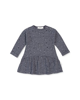 Miles Child - Girls' Speckle Print Dress - Little Kid