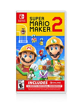 Nintendo - Super Mario Maker 2 for Nintendo Switch™