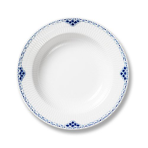 "Royal Copenhagen - ""Princess"" Rim Soup"