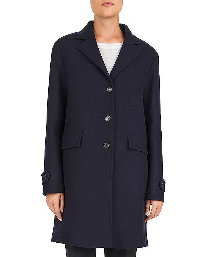 Gerard Darel - Paloma Virgin Wool-Blend Coat