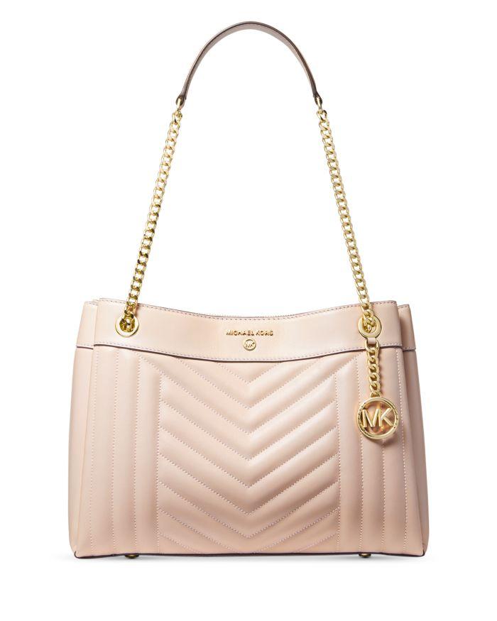 MICHAEL Michael Kors Susan Medium Shoulder Bag    Bloomingdale's