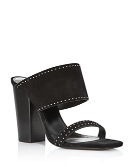 Saint Laurent - Women's Oak 100 Mule Sandals
