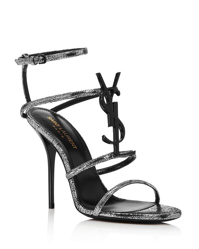 Saint Laurent - Women's Cassandra 110 High-Heel Sandals