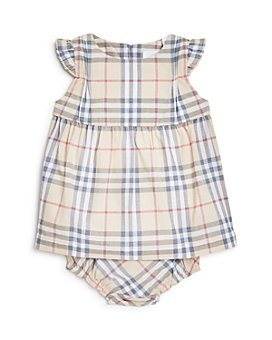 Burberry - Girls' Reanne Vintage Check Dress & Bloomers Set - Baby