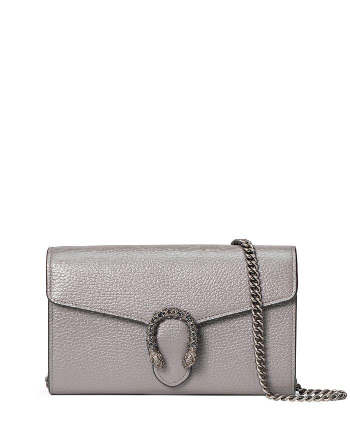 Gucci - Dionysus Leather Mini Chain Bag
