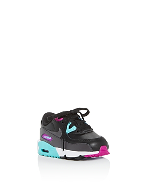 Nike Boys' Air Max 90 Leather Low-Top Sneakers - Walker, Toddler