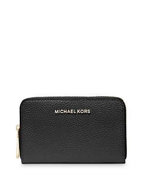 Michael Michael Kors Jet Set Leather Card Case