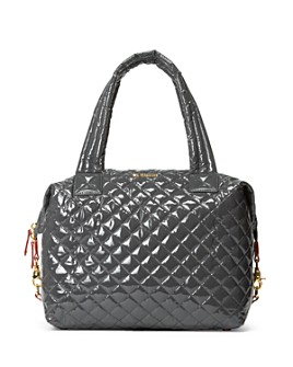 MZ WALLACE - Lacquer Large Sutton Tote