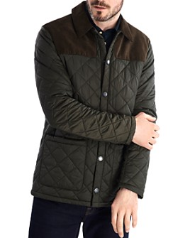 Barbour - Gillock Quilted Coat