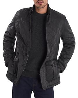 Barbour - Doister Polarquilt Slim Fit Coat