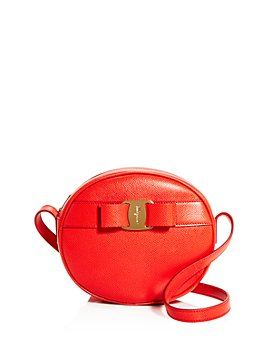 Salvatore Ferragamo - Vara Circle Shoulder Bag