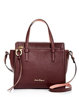 Salvatore Ferragamo - Small Amy Leather Tote