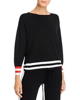 Marella - Ario Stripe-Trimmed Sweater