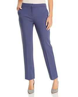 T Tahari - Straight-Leg Pants