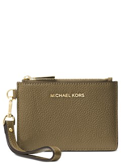 MICHAEL Michael Kors - Small Leather Wristlet