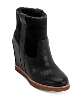 Dolce Vita - Women's Pavlos Wedge Heel Booties