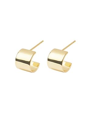 Gorjana Jax Huggie Hoop Earrings-Jewelry & Accessories