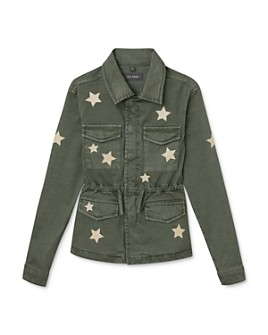 DL1961 - Girls' Rocco Star Print Jacket - Big Kid