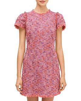 kate spade new york - Tweed Mini Dress