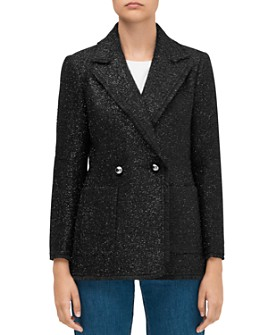 kate spade new york - Tinsel Tweed Blazer
