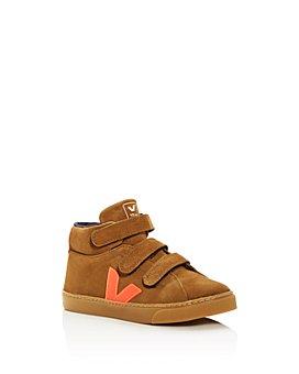 VEJA - Boys' Esplar Suede Mid-Top Sneakers - Toddler, Little Kid