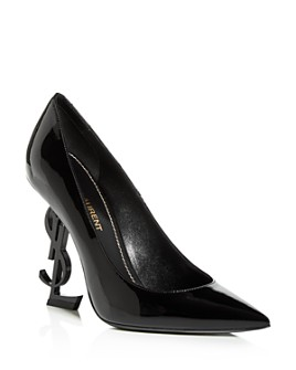 Saint Laurent - Women's Logo-Heel Pumps