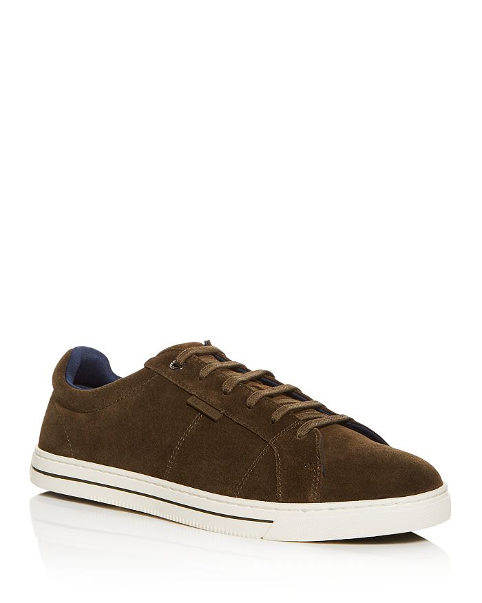 Ted Baker - Men's Eppand Suede Low-Top Sneakers