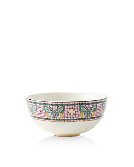 Anthropologie Home - Bistro Tile Bowl