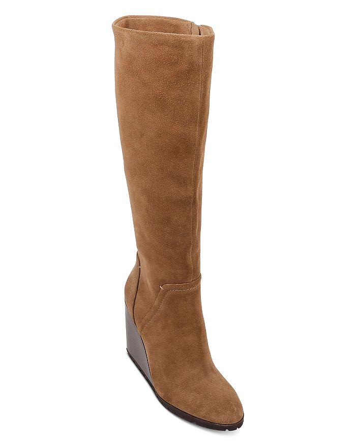 Splendid - Women's Patience Wedge Heel Tall Boots