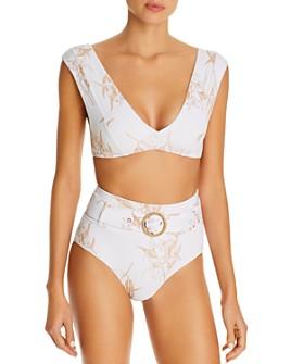 Revel Rey - Abigail Bikini Top & Quinn Bikini Bottom