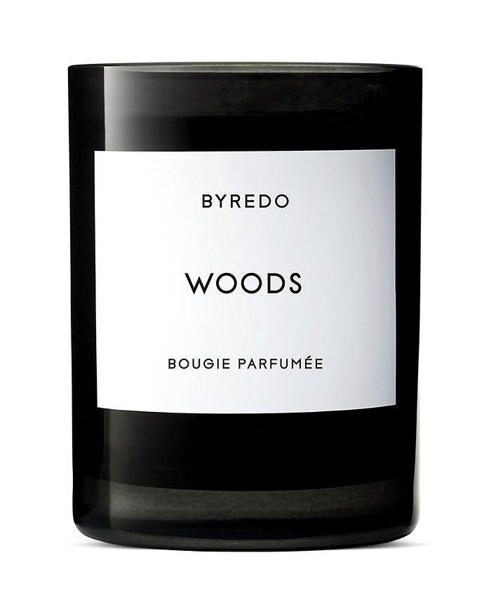 BYREDO - Woods Fragranced Candle 8.5 oz.