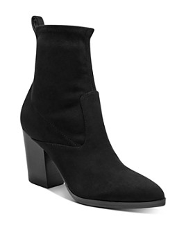 Marc Fisher LTD. - Women's Lavalyn Block Heel Booties